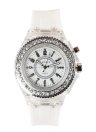 GENEVA Fashion LED Backlight Quartz Daily Water-Resistant Women Watch