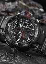 Wissin Outdoor 5ATM Water-resistant Watch Quartz Watches Men Sport Wristwatches Relogio Musculino Calendar Backlight