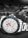 NAVIFORCE Sport Quartz Watch 3ATM Relojes resistentes al agua para hombres Reloj luminoso para hombre Male Relogio Musculino Calendar