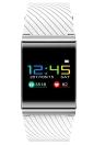 """Smart Bracelet 0.95 """"OLED Écran Tactile BT 4.0 NRF52832 CPU Sommeil / Moniteur de Fréquence Cardiaque / Tensiomètre Podomètre Insant Notifications Smart Bracelet"""