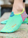 Simple Fashionable All Match Summer Cool Lovers Women Men Soft Cozy Comfortable Lightweight Quick Dry Antiskid Sole Multi-functional Leisure River Trekking Beach Yoga Fitness Swimming Dacron Shoes
