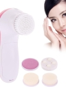 Rotatable Skin Care Brush Face Cleanning Machine