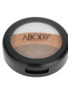 Abody 3 Colors Make Up Eyeshadow Powder Set Smoky Cosmetic