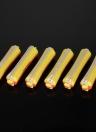 6 pièces Salon Voiles à froid Rouleau de cheveux avec bande de caoutchouc Curling Curler Perms Coiffure Styling Tool pour filles Femmes Cheveux DIY