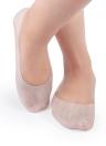 1Pair Footful Full Length Gel de silicone Gelatina hidratante Cuidados com os pés Tratamento Tratamento Massager