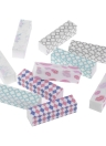 10 Pcs Nail Art Buffer Block 4 maneiras de esmalte de unhas Lixar File Sponge Manicure File Nail Art Tool