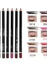Eyeliner multifonction 12 couleurs Charmant Eye Builder Crayon Eyeliner imperméable à l'eau P08005 # 001 # 006 # 016 # 019 # 022 # 028 # 033 # 034 # 035 # 036 # 038 # 040
