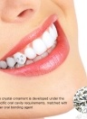 10Pcs Dental Oral Teeth Gems Crystal Tooth Ornaments Jewelry Clear Color Teeth Decoration Tooth Tool