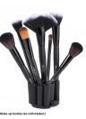 Maquillage de brosse Kits de nettoyage électriques Machine à nettoyer et sécher les brosses