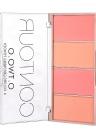 O.TWO.O 4 Couleurs Contouring Concealer Cream Kit de palette de crème Fond de base base Primer Maquillage Set de palette de crème