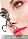 Portable Eyelashes Curler Nature Curl Stainless Steel False Eyelashes Curling Clip Cosmetic Tool