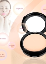 Abody Face Skin Translucent Powder Cosmetic Finishing Powder with Puff
