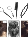 4 Pcs Braid Maker Hair Twist Styling Tool