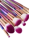 10Pcs Meerjungfrau Make-up Kosmetik Pinsel Set