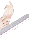 3Pcs Sanding Nail Files Double-sided Hard Dead Skin Remover Durable Foot Rasp Foot Grinding Tool Beauty Tool