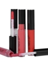 O.TWO.O 5 Colores Lip Gloss Lápiz labial líquido impermeable Tint Lady Long Lasting Maquillaje Beauty Matte Lip Stick