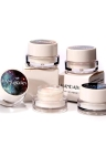 HANDAIYAN 5 Colors Polar Lights Highlight Cream Make Up Long Lasting Cosmetics Concealer Cream Rainbow Highlighter Stick Palette Shimmer Highlighting Powder