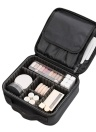 Portable Travel Makeup Cosmetic Bags Organizer Large Capacity Multifunction Storage Case for Women Waterproof