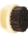 Escova de barba dos homens cabelo natural cabelo escova de barbear bigode ABS puxador escova de cabelo facial