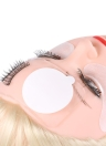 60pcs Professional Disposable Eyelash Extension Glue Sticker Patches Adhesive Glue Pallet Eye Lash Extension Glue Sticker Pads