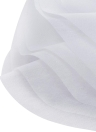 100 pcs / sac Salon de Beauté Face Pad Lit Table Visage Trou Couverture Spa Massage Jetable Respiration Feuille Blanc