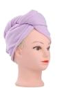 Serviettes à séchage rapide pour cheveux Sèche-cheveux absorbant l'eau Bain de douche pour tous types de cheveux et longueurs Couleur aléatoire