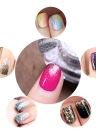 Nail Art Design Pen with Nylon Blooming Paint Brush Gradient Color Change