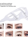 Eyebrow Ruler Tattoo Eyebrow Lip Makeup Shaper Microblading Tools