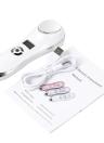 Hot Cold Facial Massager Sonic Vibrating USB Instrumento de beleza Máquina de cuidados com a pele