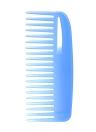 2 piezas peine del pelo Set Detangling cricket peine cepillo de pelo antiestático para el pelo rizado del cuero cabelludo masaje peluquería cepillo color al azar