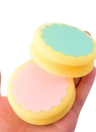 1Pcs Magic Painless Hair Removal Popular Depilation Sponge Pad Effective Remove Tool Round Shape