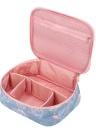 Maquillaje portátil viajes cosméticos organizador de bolsas de gran capacidad multifunción caja de almacenamiento para mujeres a prueba de agua