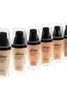 Popfeel BB Crema Funda de Acabado Líquido Funda Protectora Solar Base Maquillaje Maquillaje Flawless Natural Light