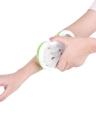 Body Massage Roller Ball Anti-celulite Massager de rolo de 360 ° Relogio de dor muscular Relax Massagem Pescoço perna bola de volta Roda