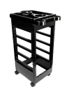 Salon Hairdresser Trolley Barber Beauty Storage Hair Rolling Cart Salon Tool