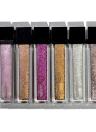 Handaiyan Impermeabile Metallizzato Nacreo senza Attenuazione Lunga durata Liquido Viso Rossetto Metal Lip Meta Lipstick