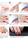 Double-end Nail Art Magnet Cat Eye Gel Polish Varnish Magnetic Stick 3D Line Strip Magnetic Board Nail Tool