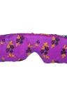 Lavender Sleep Eye Mask Contornado 3D Eye Cover Agradável Relaxante Cheiro Remova Círculos escuros Edema Rugas Aleatória Cor