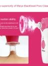 Meiye Handheld Facial Blackhead de sucção a vácuo Rosto Pele Protecção Pore Cleansing Dispositivo Zit Remover Acne Máquina Cleaner