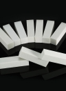 10pcs Buffer File Block Pedicure Manucure Sanding Polish Nail Tools
