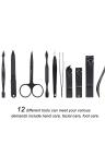 Kit en acier inoxydable Outils Manucure & pédicure Ensemble professionnel Nail Clipper