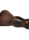 KUDOUSHI Professional Largr Hair Cutting Neck Duster Cepillo de mango de madera