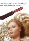 Foldable Hair Comb Portable Travel Hair Brush Hair Comb Plastic Folding Detangling Anti-static Hair Brush