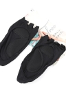 Foot Care Massage Sweat Absorption Thin Five Fingers Toes Compression Socks