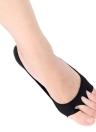Cuidados com os pés Massagem Suor Absorção Minúsculo Cinco Dedos Toes Compressão Meias