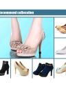 Meias de cinco pés Saltos altos e Invisíveis Meias abertas Cuidados com os pés