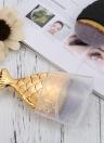1pc Profesional sirena Fundación colorete del polvo de cara cepillo cosmético del maquillaje herramienta de la belleza cola de la sirena