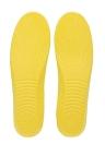Plantillas suaves Cojín profesional Cuidado de los pies Almohadillas de calzado Gel de zapatos Pad Cool desodorante Plantillas de silicona ortopédica