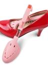 Suporte plástico de mulher ajustável Expansão de máquina de sapatos