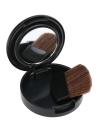 Палитра порошковых красок для ногтей смешанных цветов Абоуса 3 цвета с зеркальной щеткой